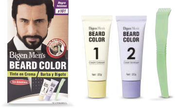Kit Bigen men's beard color