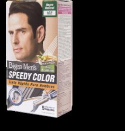Bigen Men's Speedy Color