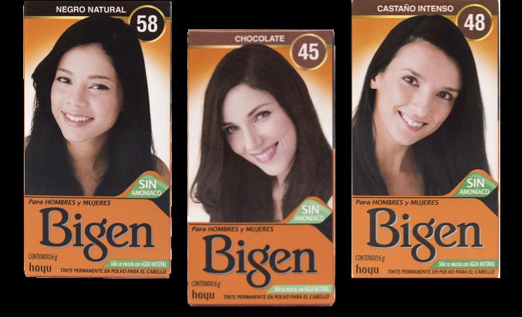 Descubre los productos Bigen