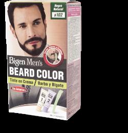 Bigen tinte barba y bigote
