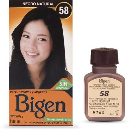 Kit Bigen polvo