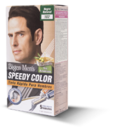 Bigen Men's Speedy Color