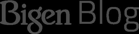 Blog Bigen