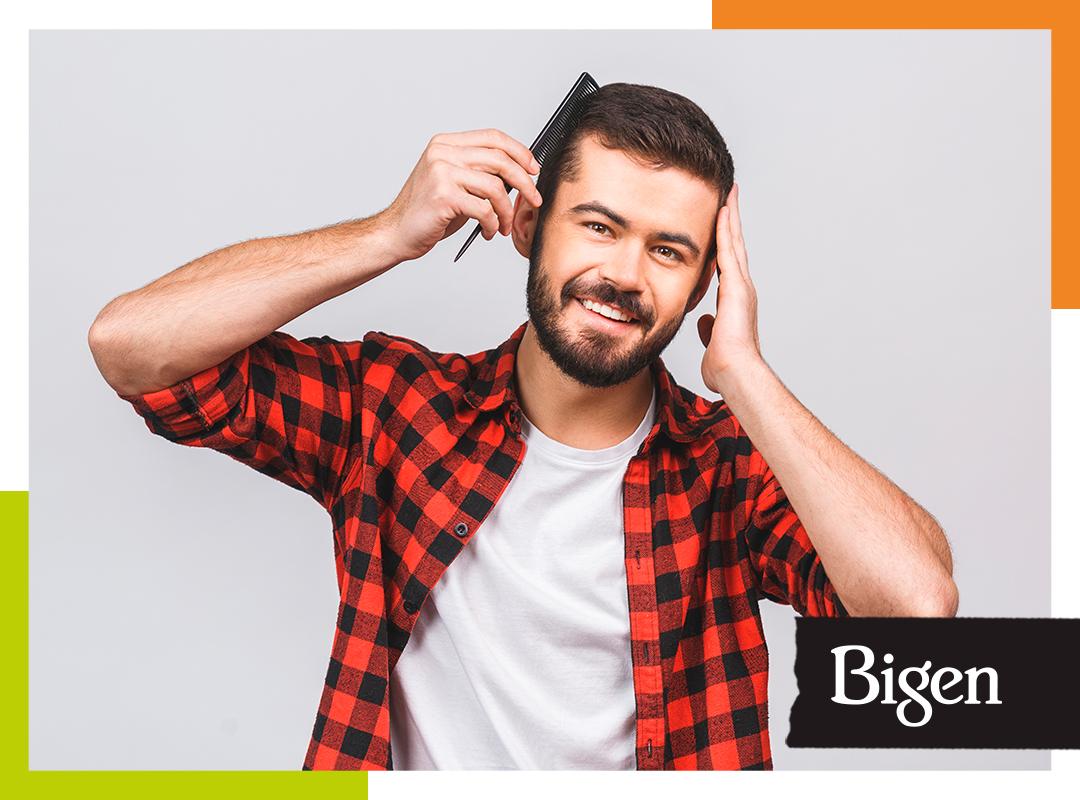 Te despedirás de las canas cuidando tu cabello y/o barba y bigote